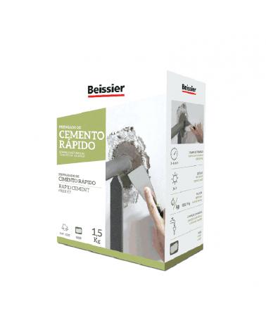 Preparado de cemento rápido de Beissier