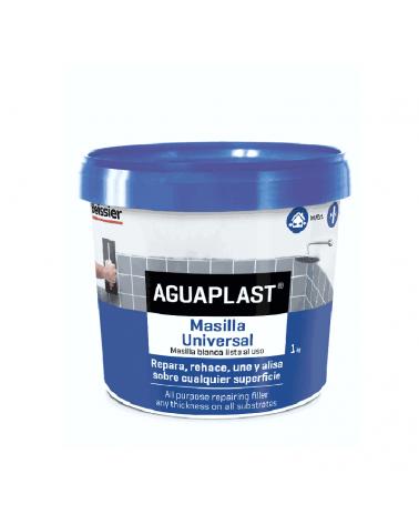 Aguaplast masilla universal para alisar superficies porosas