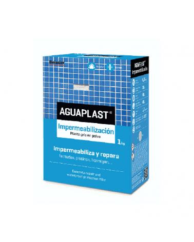 Aguplast impermeabilización, producto para renovación de fachadas