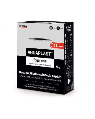 Aguaplast express, plaste en polvo online