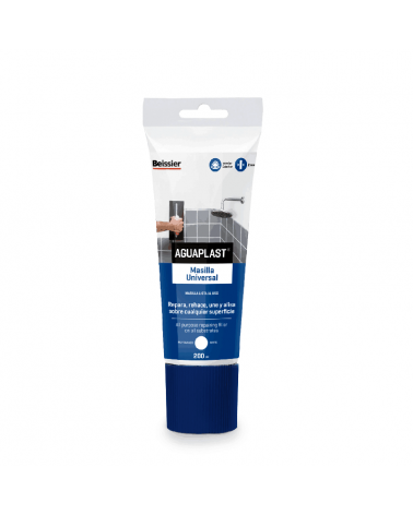 Aguaplast masilla universal formato tubo